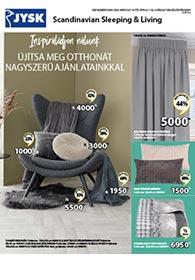 JYSK akciós újság 2020. 03.19-04.01