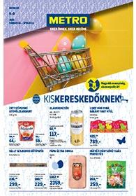 Metro katalógus Kiskereskedőknek 2020. 03.18-04.14