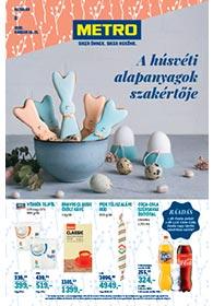 Metro Élelmiszer és Szezonális katalógus 2020 03.18-03.31