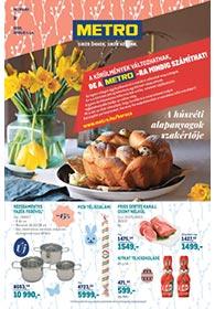 Metro HORECA húsvéti katalógus 2020. 04.01-04.14