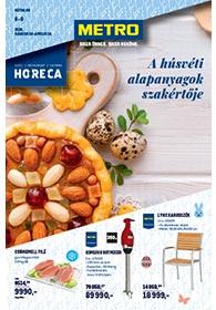 Metro HORECA katalógus 2020. 03.18-04.14
