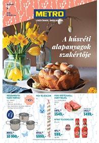 Metro Húsvéti katalógus 2020. 04.01-04.14