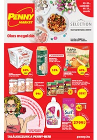 Penny Market akciós újság 2020. 03.05-03.11