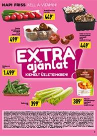 Spar Extra akciós újság 2020. 03.19-03.25