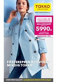 Takko akciós újság 2020. 03.05-03.11