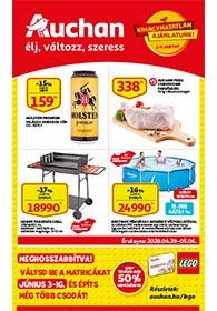 Auchan akciós újság 2020. 04.29-05.06