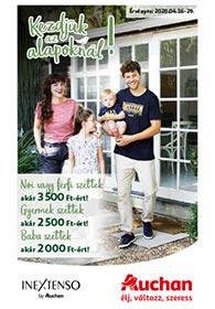 Auchan Inextenso katalógus 2020. 04.16-04.29