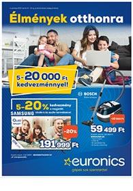 Euronics akciós újság 2020. 04.15-04.20