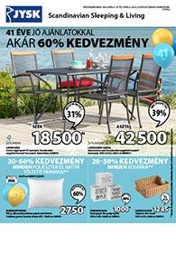 JYSK akciós újság 2020. 04.16-04.29