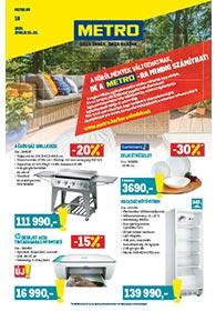 Metro katalógus Kiskereskedőknek 2020. 04.15-04.28