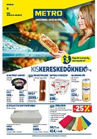 Metro katalógus Kiskereskedőknek 2020. 04.29-05.19