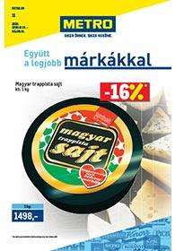 Metro Márkák katalógus 2020. 04.29-05.19