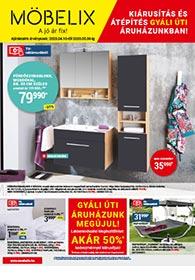 Möbelix Gyáli út akciós újság 2020. 04.16-05.06