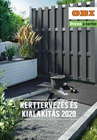 OBI Kert katalógus 2020. 04.01-09.30
