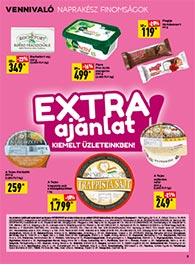 Spar Extra akciós újság 2020. 04.30-05.06