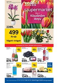 Tesco szupermarket akciós újság 2020. 04.30-05.06