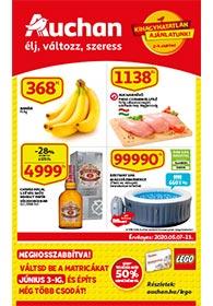 Auchan akciós újság 2020. 05.07-05.13