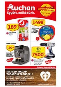 Auchan akciós újság 2020. 05.14-05.20