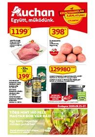 Auchan akciós újság 2020. 05.21-05.27