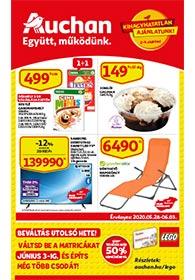 Auchan akciós újság 2020. 05.28-06.03