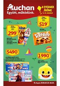 Auchan Gyereknapi katalógus 2020. 05.21-06.03