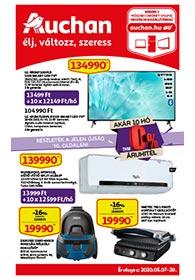 Auchan Műszaki katalógus 2020. 05.07-05.20