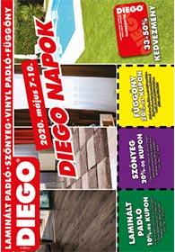 Diego akciós újság 2020. 05.01-05.31
