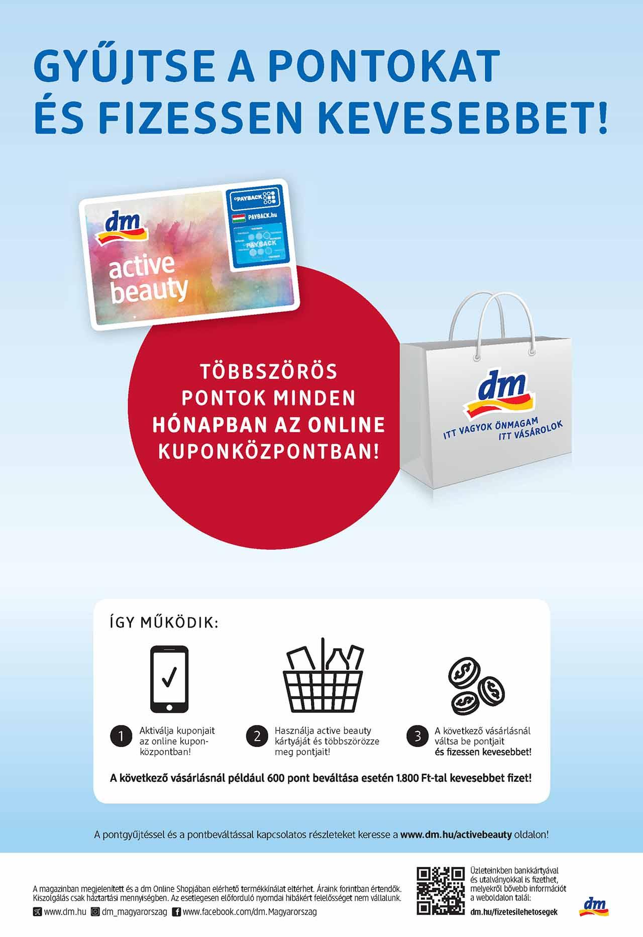 DM akciós újság 2020. 05.21-06.10