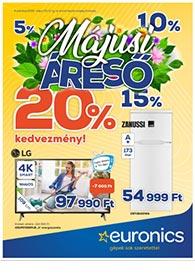 Euronics akciós újság 2020. 05.05-05.11