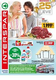 Interspar akciós újság 2020. 05.21-05.27