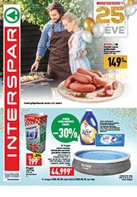 Interspar akciós újság 2020. 05.28-06.03