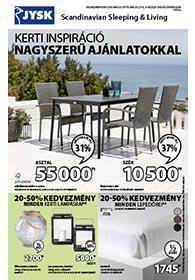 JYSK akciós újság 2020. 05.14-05.27