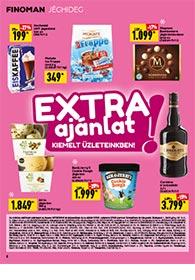 Spar Extra akciós újság 2020. 05.21-05.27