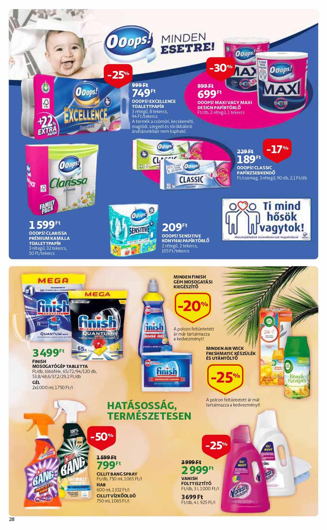Auchan akciós újság 2020. 07.02-07.08