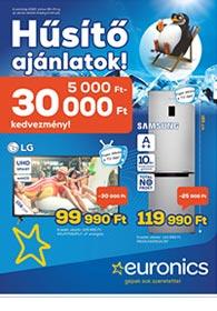 Euronics akciós újság 2020. 06.09-06.15