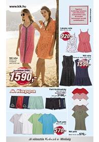 Kik textil akciós újság 2020. 06.11-től
