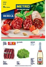 Metro HORECA katalógus 2020. 06.17-07.14