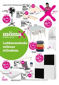 Mömax akciós újság 2020. 06.25-07.08