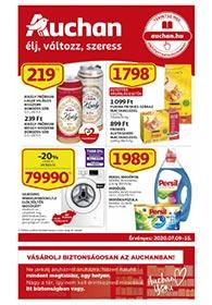 Auchan akciós újság 2020. 07.09-07.15