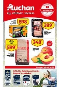 Auchan akciós újság 2020. 07.16-07.22