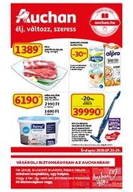 Auchan akciós újság 2020. 07.23-07.29