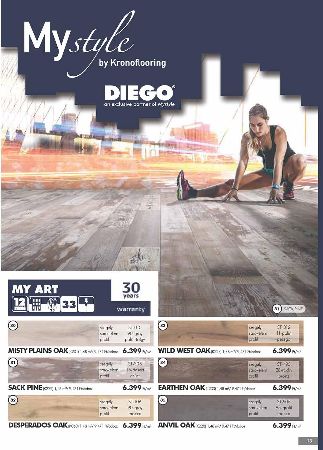 Diego akciós újság 2020. 07.01-12.31