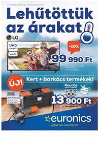 Euronics akciós újság 2020. 07.21-07.27