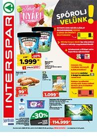 Interspar akciós újság 2020. 07.23-07.29