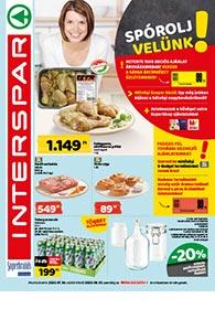 Interspar akciós újság 2020. 07.30-08.05