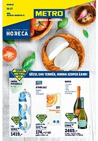 Metro HORECA katalógus 2020. 07.15-08.11