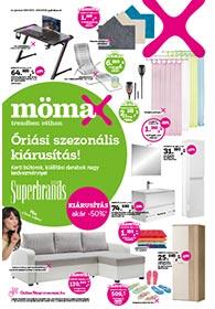 Mömax akciós újság 2020. 07.23-08.05