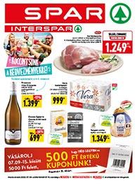 Spar akciós újság 2020. 07.09-07.15