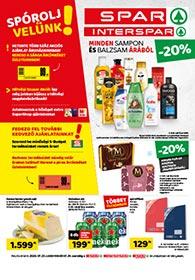 Spar akciós újság 2020. 07.23-07.29