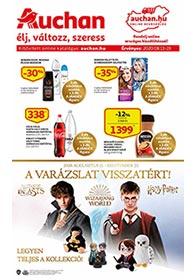 Auchan akciós újság 2020. 08.13-08.19